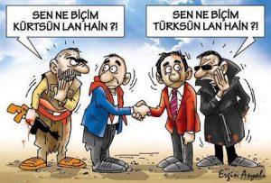 """""""Mégis miféle kurd/török vagy, te áruló?"""""""